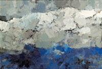 himmel über dem marchfeld by franz kaindl