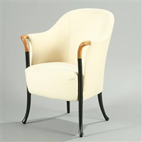 progetti easy chair by umberto asnago