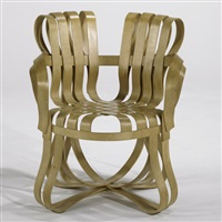 cross check armchair by frank gehry