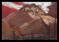 mountain by chuichi konno
