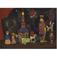 russian souvenir by tatiana nazarenko