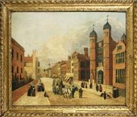 guildford high street by james pollard