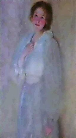 portrait of elizabeth jane veitch by tudor st george tucker