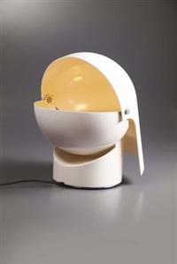 lampada da tavolo pileino by gae aulenti