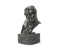 bust of balzac by auguste rodin