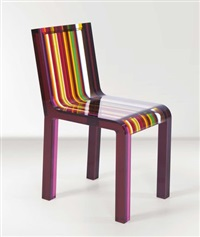 sedia rainbow by patrick norguet