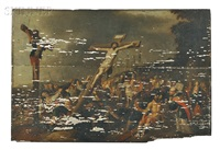 raising the cross by frans francken iii