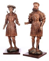 seltenes figurenpaar (pair) by anonymous-german (16)