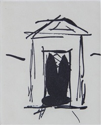 house of atreus by robert motherwell