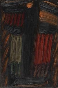 meditation (märz 1936, n. 6) by alexej jawlensky
