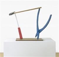 balancing tools model by coosje van bruggen and claes oldenburg