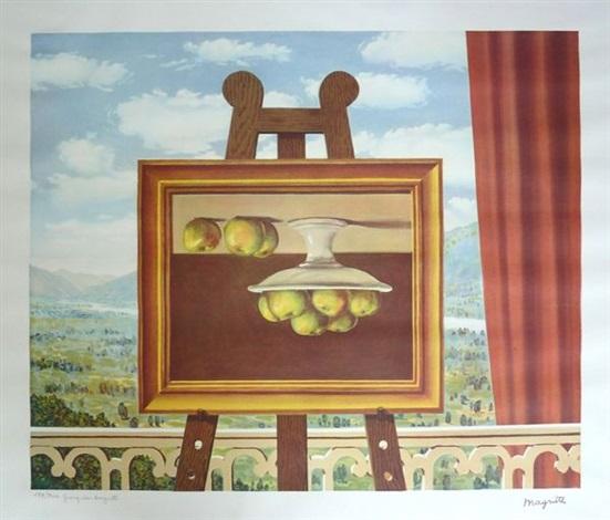 la philosophie et la peinture de rené magritte 4 works by rené magritte