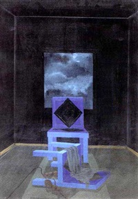 electric chair by marvin israel