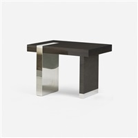 occasional table for gucci by vladimir kagan