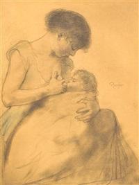 maternité by armand rassenfosse