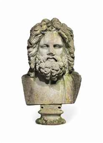 bust of zeus of otricoli by anonymous 18