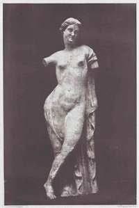 antiquités (11 works) by alphonse louis poitevin