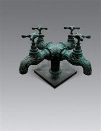 四方水喉 (water faucets in 4 directions) by xu baozhong