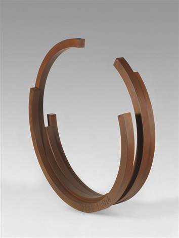 2235° arc x 4 by bernar venet