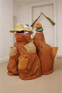 los tres sombreros by rachel feinstein