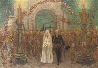 het bruidspaar by henk melgers