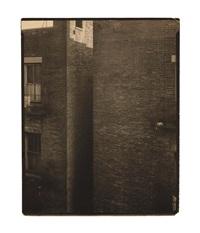 bricks (west 86th street), new york by edward steichen