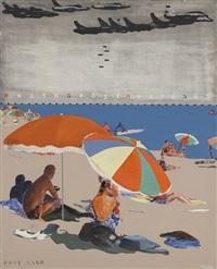 une jolie petite plage by edgard naccache