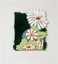 fleurs de printemps by evelyne axell