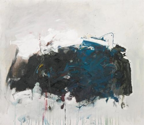 rufus rock: mistral by joan mitchell