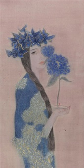 蝶冠花衣 by jia liang