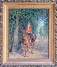 portret konny by herman van der haar