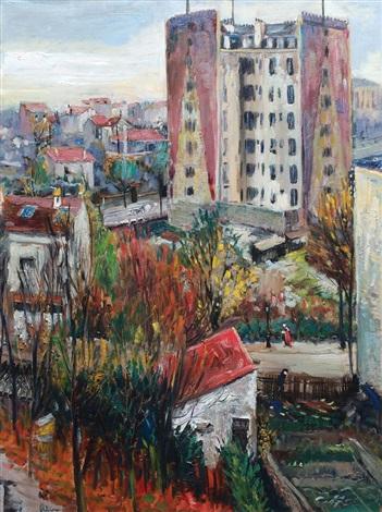landscape by lucien adrion