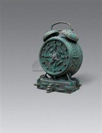 双铃闹钟 (alarm clock) by xu baozhong