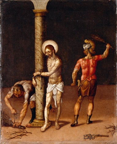 the flagellation of christ by francisco pacheco
