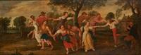 ronde villageoise by flemish school (18)