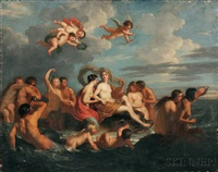 birth of venus by french school (17)