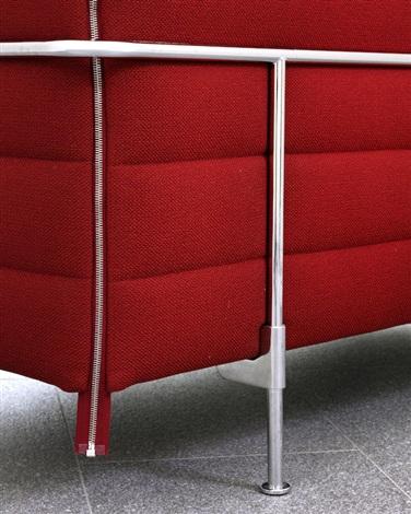 Alcove Sofa Highback By Ronan And Erwan Bouroullec On Artnet