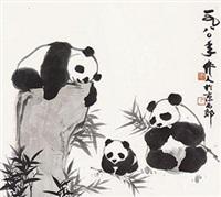 三友图 by wu zuoren