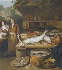 der fischmarkt by pieter angillis