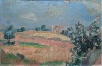 les champs by waclaw zawadowski