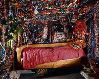 herman's bed, kenner, louisiana by alec soth
