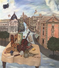 venus and the revolution - flight of a still life by suzanne treister