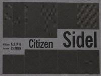 citizen sidel (folio of 6 works) by william klein
