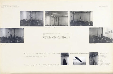song for a sliding board (+ another; 2 works) by bill beckley