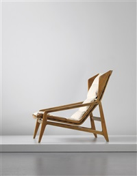 armchair, model no. 811 by gio ponti