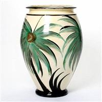 floor vase by kähler pottery (co.)