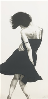 meryl (from men in the cities) by robert longo