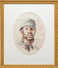passing/posing untitled 4 by kehinde wiley