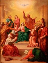 pentecost by emmanuel kratky