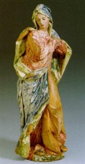 stehende maria by joseph gotsch
